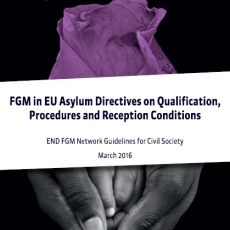 Guide : FGM in the EU Asylum Directives