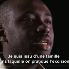 Vidéo-témoignages « Men Speak out against FGM »