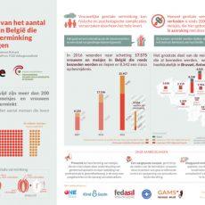 Prevalentiestudie van VGV in België