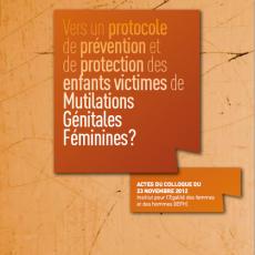 Notulen van het colloquium  « Naar een preventie- en beschermingsprotocol voor kinderen slachtoffer van vrouwelijke genitale verminking »