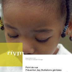 Point de vue prévention des mutilations génitales féminines (MGF) par les services de santé pour la jeunesse