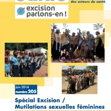 Développement et Santé, n°205 spécial Excision/Mutilation Sexuelle, France, juin 2014