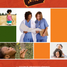 Brochure: professional confidentiality in case of Female Genital Mutilation