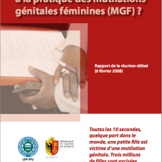 How to put an end to the practice of Female Genital Mutilation (FGM)?