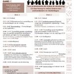Programma Vorming voor professionelen 2015