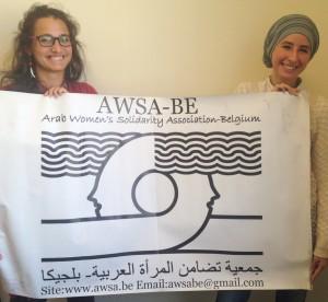 Les salariées d'AWSA-Be