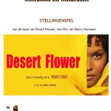 Fleur du Désert: Jeu des affirmations sur base du film