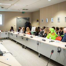 Les équipes des centre d'asile sont formées sur les MGF