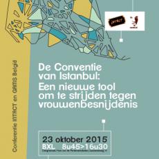 Documentatiefarde Conferentie  'De Conventie van Istanbul : een nieuwe tool om te strijden tegen VRV'