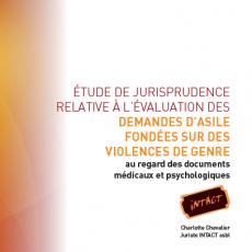 Etude de jurisprudence : demandes d'asile violences de genre