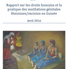 Rapport de l'ONU sur les MGF en Guinée, 2016